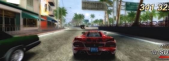 Burnout Revenge per Playstation 2