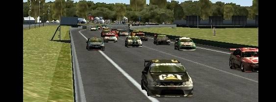 Immagine del gioco TOCA Race Driver 2 per Playstation PSP