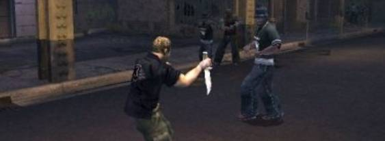 Final Fight Streetwise per Playstation 2