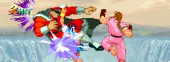 Immagine del gioco Street Fighter Alpha Anthology per Playstation 2