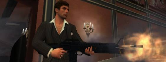 Scarface: The World is Yours per Playstation 2