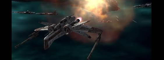 Star Wars Battlefront II per Playstation PSP