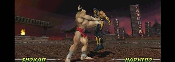 Mortal Kombat: Unchained per Playstation PSP