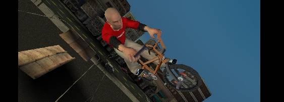 Dave Mirra BMX Challenge per Playstation PSP