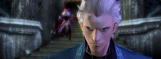 Devil May Cry3: Dante's Awakening Special Edition per Playstation 2