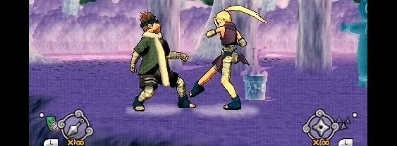 Naruto: Ultimate Ninja Heroes per Playstation PSP