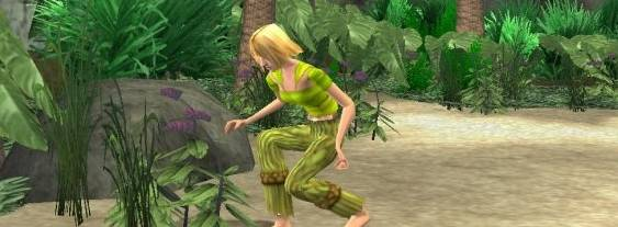 Immagine del gioco The Sims 2: Island per Playstation 2