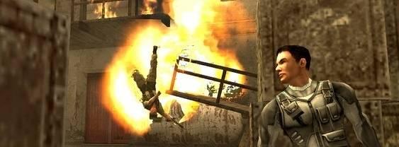 Immagine del gioco Syphon Filter: Dark Mirror per Playstation 2