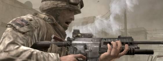 Call of Duty 4 Modern Warfare per Playstation 3