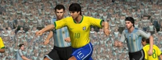 Pro Evolution Soccer 2008 per Nintendo Wii
