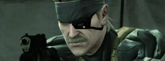 Metal Gear Solid 4: Guns of the Patriots per Playstation 3