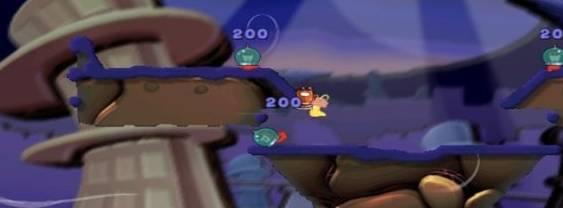 Worms: Verm'Odissea Nello Spazio per Nintendo Wii