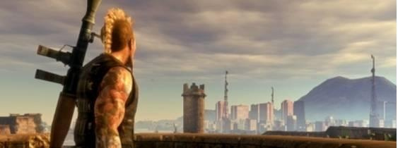 Immagine del gioco Mercenaries 2 Inferno Di Fuoco per Playstation 3