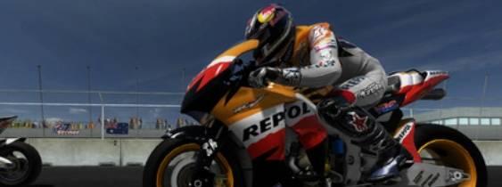 Immagine del gioco MotoGP 08 per Nintendo Wii
