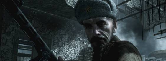Call of Duty: World at War per Nintendo Wii