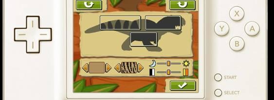 Immagine del gioco Dinosaurs: Combattimenti fra Giganti per Nintendo DS