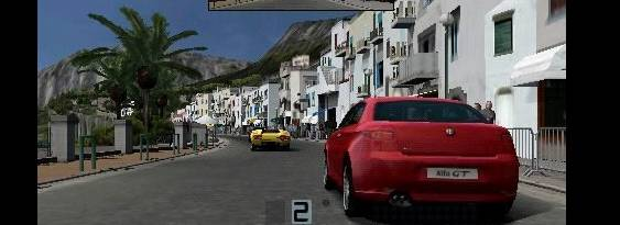 Gran Turismo per Playstation PSP