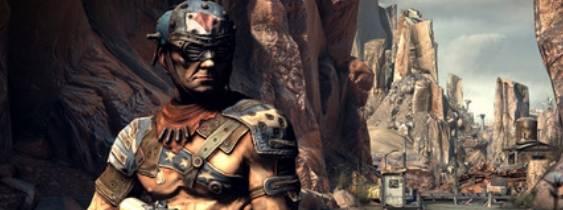 Immagine del gioco Rage per Xbox 360