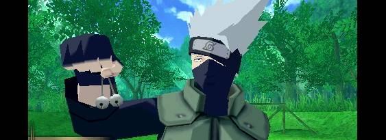 Immagine del gioco Naruto Shippuden: Legends: Akatsuki Rising per Playstation PSP