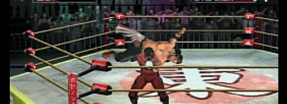 Immagine del gioco TNA iMPACT!: Cross the Line per Playstation PSP
