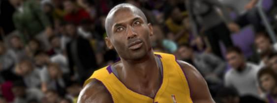 Immagine del gioco NBA 2K11 per Nintendo Wii
