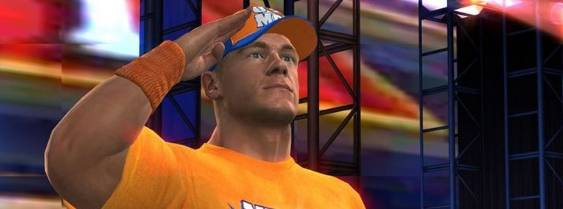 Immagine del gioco WWE Smackdown vs. RAW 2011 per Playstation PSP