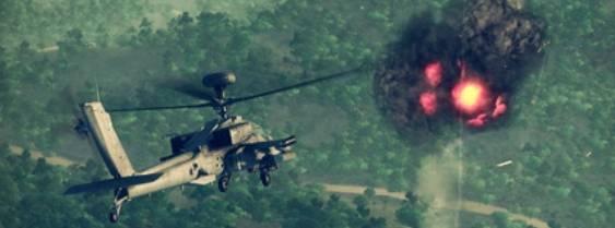 Apache: Air Assault per Playstation 3