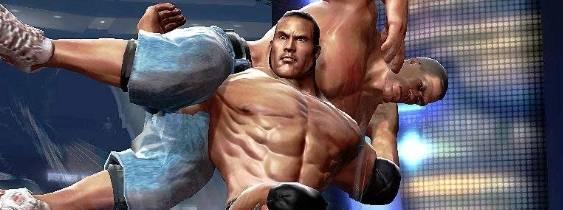 Immagine del gioco WWE All Stars per Playstation PSP