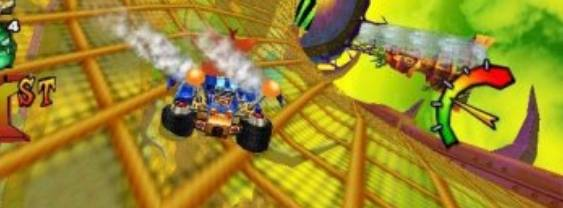Crash Nitro Kart  per Playstation 2