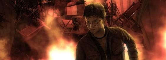 Harry Potter e i Doni della Morte: Parte 2 Il Videogame per Nintendo Wii