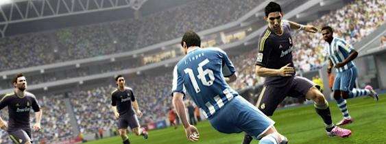 Immagine del gioco Pro Evolution Soccer 2013 per Xbox 360