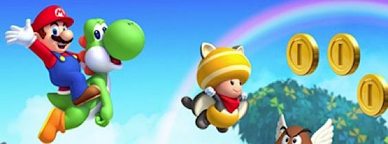 New Super Mario Bros. U per Nintendo Wii U