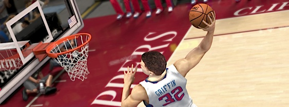 Immagine del gioco NBA 2K13 per Playstation 3