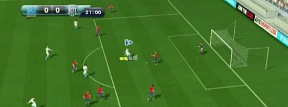 Immagine del gioco FIFA 13 per Nintendo Wii