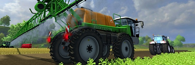Immagine del gioco Farming Simulator 2013 per Playstation 3