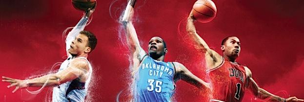 Immagine del gioco NBA 2K13 per Nintendo Wii