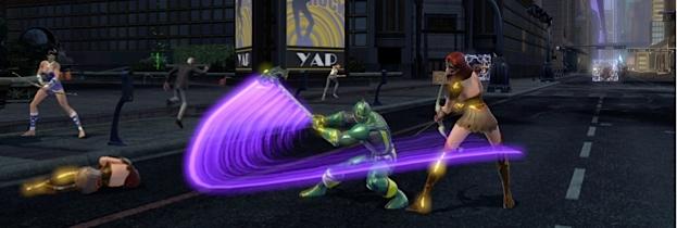 Immagine del gioco DC Universe Online per Free2Play