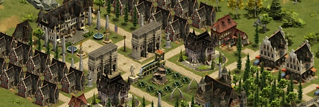 Immagine del gioco Forge of Empire per Free2Play