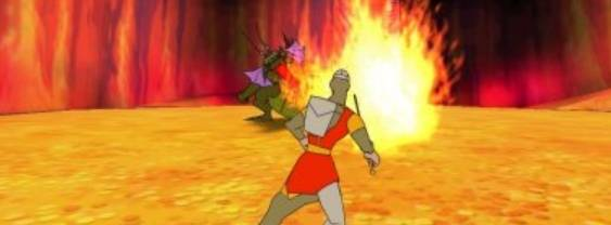 Dragon's Lair 3D per Playstation 2