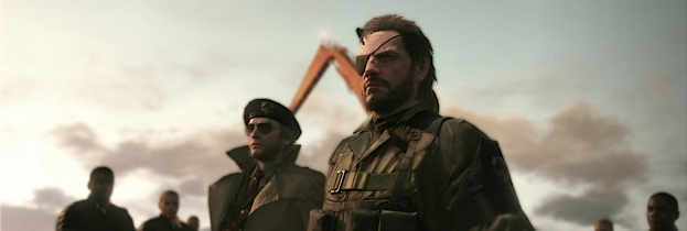 Immagine del gioco Metal Gear Solid V: The Phantom Pain per Xbox 360