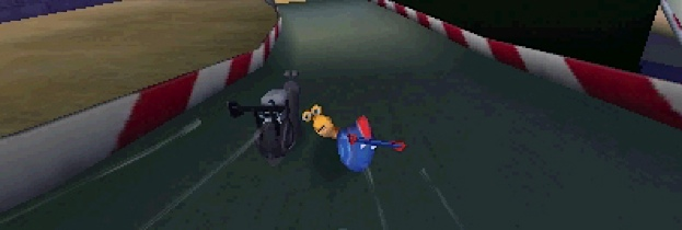 Turbo Acrobazie in pista per Nintendo DS