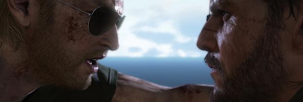 Immagine del gioco Metal Gear Solid V: The Phantom Pain per Xbox One