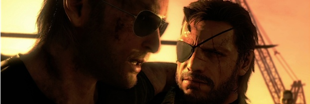 Metal Gear Solid V: The Phantom Pain per Playstation 4