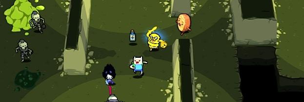 Adventure Time: Esplora i sotterranei perche'... MA CHE NE SO per Playstation 3