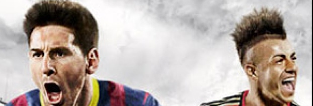 Immagine del gioco FIFA 14 per PSVITA