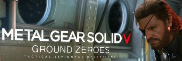 Immagine del gioco Metal Gear Solid V: Ground Zeroes per Playstation 4