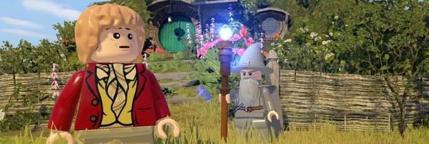 LEGO Lo Hobbit per Playstation 3