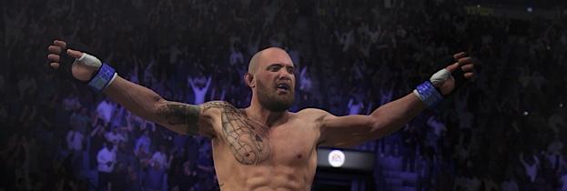 EA Sports UFC per Playstation 4