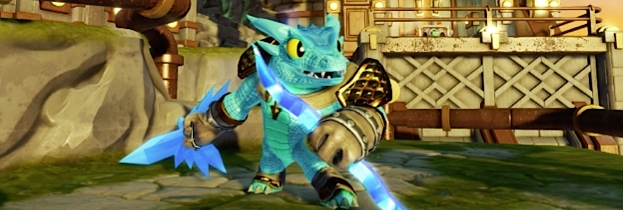 Immagine del gioco Skylanders Trap Team per Playstation 4