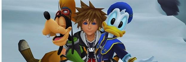 Kingdom Hearts HD 2.5 Remix per Playstation 3